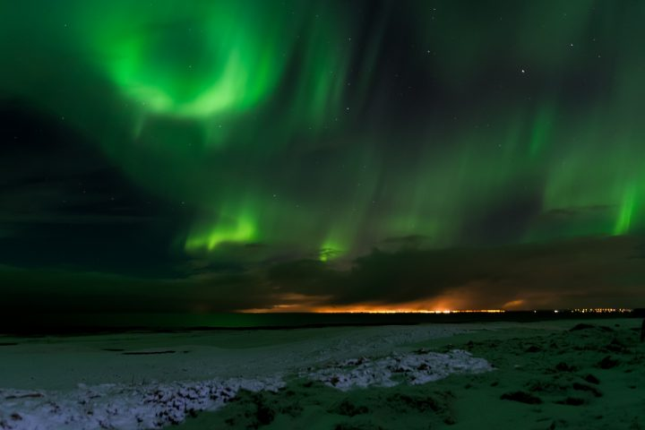The Legendary Northern Lights: Iceland's Finest Sight